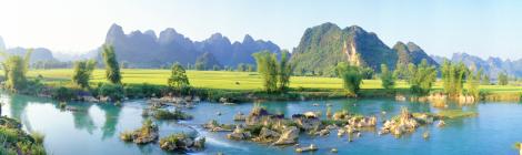Quay Son River – Cao Bang