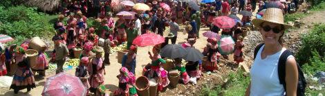 Sapa Market – Vietnam