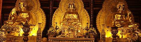Bai Dinh Pagoda – Ninh Binh