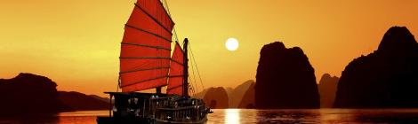 Halong Bay on Phoenix Cruise
